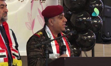 جامعة الحمدانية تقيم احتفالية بذكرى الانتصار على داعش بحضور عدد من القيادات الامنية