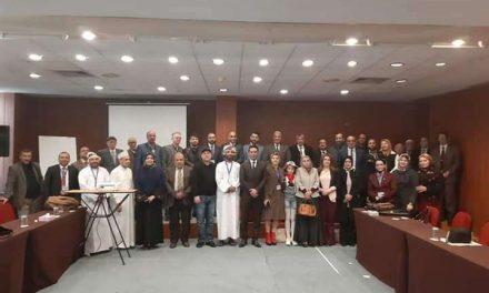جامعتنا تشارك بمؤتمر دولي بجمهورية مصر العربية