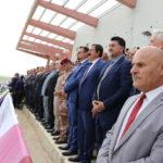 جامعة الحمدانية تشارك تربية نينوى مهرجانهم الرياضي السنوي الثاني