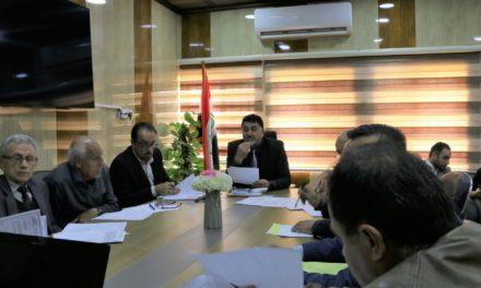 البرنامج الحكومي وخطوات تنفيذه في اجتماع موسع للرئاسة